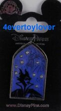 Disney Pin CARDED MALEFICENT CONSTELLATION NIGHT JEWELED TRADING PINS