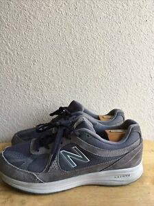 New Balance Mens 877 Lace Up Running Walking Shoes Abzorb Made in USA SZ 10