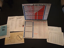 Big League Manager Basketball game various editions.  mint games.  Your Choice!
