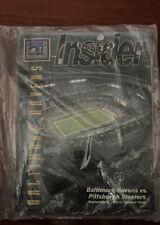 Baltimore Ravens Vs Pittsburgh Steelers 1998 1st Game Camden Yards Sealed Nip Cd