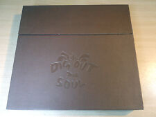 EX/EX- !! Oasis/Dig Out Your Soul/2008 4x LP Boxset + 2x CD + DVD + Book