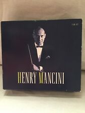 Henry Mancini 3 CD Set The Second Time Around Mancini Plays Mancini Dream Of You