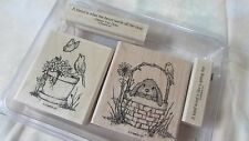 Stampin' Up! Set of Serene Spring Excellent NIP