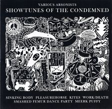 SHOWTUNES OF THE CONDEMNED CD Hospital Kites Smashed Femur Pleasurehorse W/Death