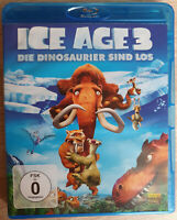 Ice Age 3 Bluray Blu-ray Animations Film Dawn of the Dinosaurs
