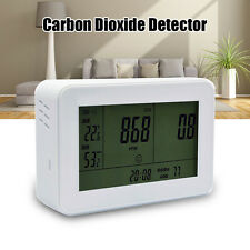 Carbon Dioxide Detector CO2 Monitor Temperature Humidity Meter High Quality Hot