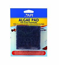 API Algae Scraper Pad & Scrubber Sponge For Glass Aquarium Fish Tanks
