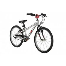 BYK E-450 3I Kids Mountain Road Bike MTR Suits Age 6-9 Silver Alloy