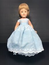 """Vintage 15 """" Effanbee Anne Shirley Composition Doll"""