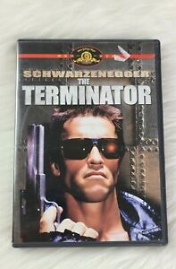 The Terminator (DVD, 2001) FAST SHIPPING 💨