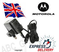 Motorola Caricatore rapido per Razr V8/V9 Moto E G3 G5 G5 X Defy Atrix Droid Maxx XT