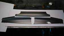 69-72 Chevy/GMC C10 Radiator Filler Panels Smooth Steel 3-Piece Kit