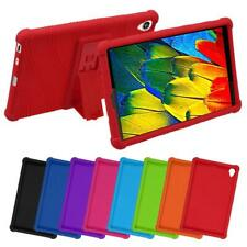 For Lenovo Tab M8 TB-8705F/N TB-8505X/F M7 M10 Shockproof Silicone Case Cover