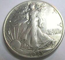 1943-S Walking Liberty Half Dollar - High Grade Silver Coin