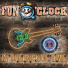 In The Nick Of Time - Fun O'Clock [New CD]
