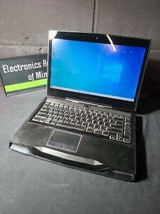 "Alienware m14x i7-2670QM 6GB Ram 500GB HDD Win10 Gaming Laptop PC 14"" GT 555M"