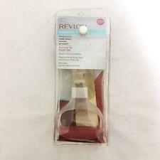 New Revlon Flexi-Buff Foot File Step 4 Strap minimizes bending non slip handles