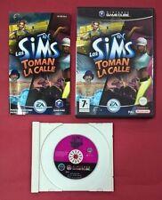 Los Sims Toman la Calle - NINTENDO - GAMECUBE - USADO - BUEN ESTADO