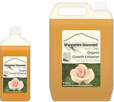 Organic Liquid Seaweed Plant Fertiliser Fertilizer 1 Litre Other Sizes Ava