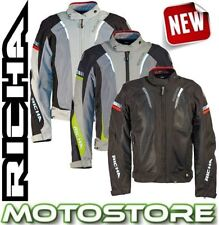 Richa Men Back Adjustable Fit Motorcycle Jackets