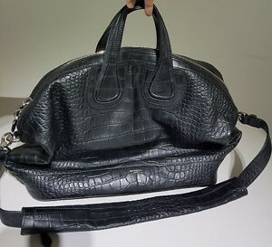 NEW 100% Authentic Givenchy Nightingale Top handle Calf Leather (RRP $5,100)