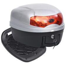 vidaXL Motorradkoffer 28L für 1 Helm Top Case Motorrad Roller Rollerkoffer