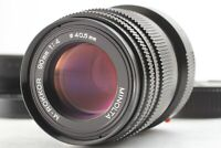[TOP MINT] MINOLTA M ROKKOR 90mm f/4 Lens Leica M Mount for CL CLE From JAPAN