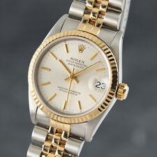 Rolex Datejust Oyster Stahl / Gold Automatik Medium Ref. 68273 VP: 9450,- €