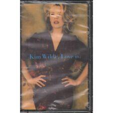 Kim Wilde MC7 Love Is / MCA - MCC10625 Sealed 0008811062545