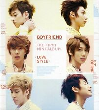 Boyfriend - Love Style [New CD] Extended Play