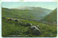 Crib y Ddysgl Snowdon North Wales 1910 postcard