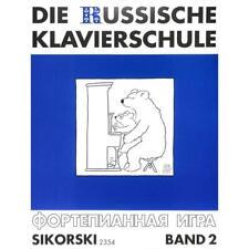 Die russische Klavierschule Band 2 - 2354 - 9790003032368