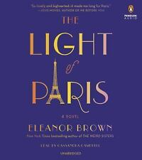 The Light of Paris by Eleanor Brown (2016, CD, Unabridged) NEW Sealed FREE SHIP
