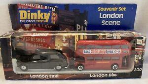 Dinky London Scene Set 300