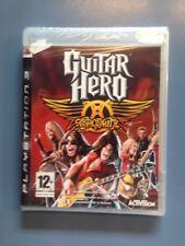 GUITAR HERO AEROSMITH PARA PS3 NUEVO