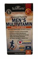Bio Schwartz Advanced Formula MEN'S Multiple Vitamin