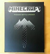 Minecraft Pickaxe Metal Bottle Opener