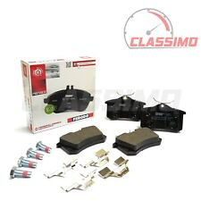 Ferodo Rear Brake Pads for RENAULT CLIO Mk 3 + MEGANE Mk 2 - all models 2002-12