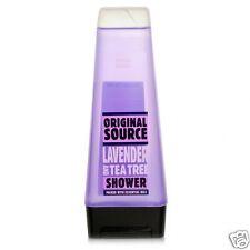 Original Source Lavender & Tea Tree Shower Gel Hair & Body Wash 250ml