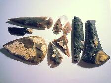 Großes Steinzeit Set Experimentelle Archäologie (Nachbau) flint knapping B-WARE
