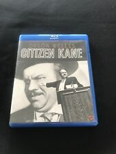 Citizen Kane Dvd(Blu-ray Disc 2016 75th Anniversary) Ordonez Welles Classic 1941
