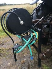 More details for tractor mounted drain jetter/power washer with sludge pump attachment