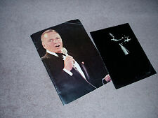 Vintage 2 Lot Frank Sinatra & Danny Kaye Memorabilia and More