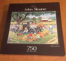 Ceaco 750 Piece Puzzle By John Sloane Called Home Grown