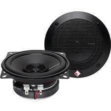 "Rockford Fosgate Prime R14X2 4"" 10cm 2 Way Coaxial Speakers 1 pair 60w grilles"