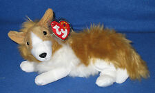 Ty Cassie the Collie Beanie Baby - Mint with Mint Tags