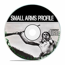 Profile Publications Small Arms - 22 Volumes - Vintage Military Gun CD DVD B55