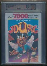 Joust (Atari 7800, 1987) New Sealed GOLD VGA 85+ NM+