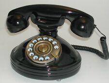 Steepletone Rétro Style Antique Téléphone avec cadran SNW30