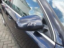 el. Außenspiegel rechts Audi A4 B6 8E MINGBLAU LZ5L Spiegel blau